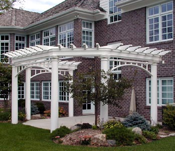 Outdoor Arbor Designs
